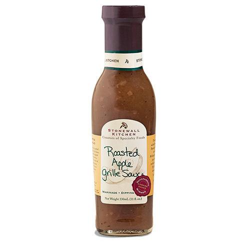 Roasted Apple Grille Sauce