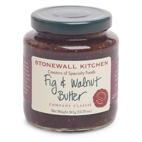 Fig walnut butter