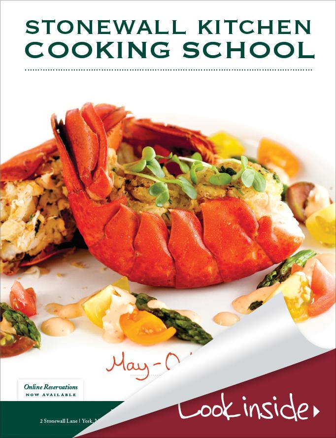 Cooking School | Stonewall Kitchen