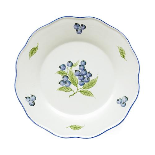 Blueberry Dinnerware · Blueberry Dinnerware ...  sc 1 st  Stonewall Kitchen & Blueberry Dinnerware | Kitchen u0026 Hme | Stonewall Kitchen