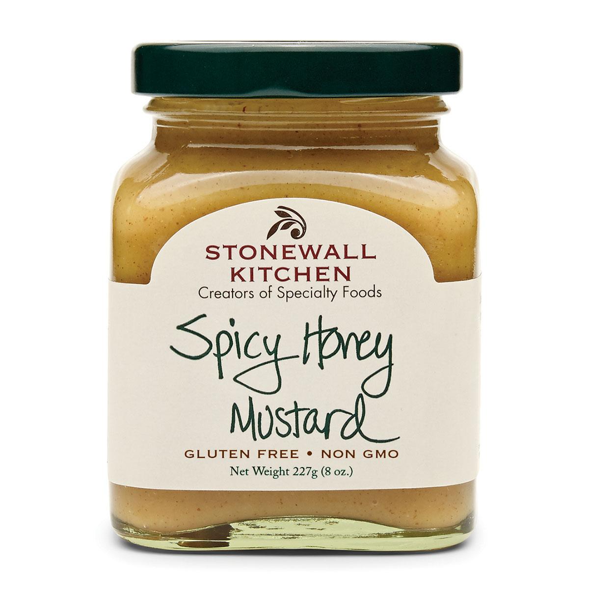 Spicy Honey Mustard | Condiments | Stonewall Kitchen