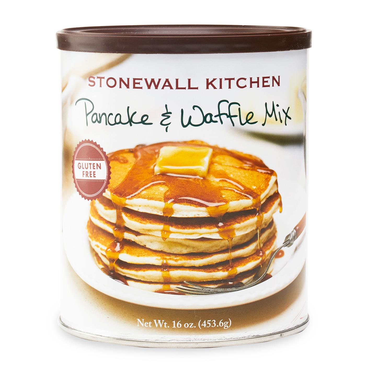 gluten free pancake waffle mix pancakes syrups stonewall kitchen rh stonewallkitchen com stonewall kitchen pancake mix review stonewall kitchen pancake mix uk