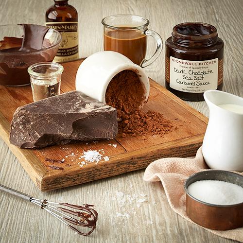 Chocolate Oreos Dunmore Candy Kitchen: Dark Chocolate Sea Salt Caramel Sauce