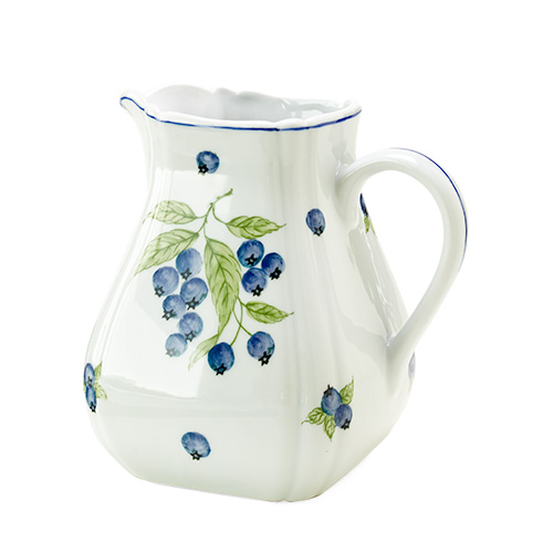 ... Blueberry Dinnerware ...  sc 1 st  Stonewall Kitchen & Blueberry Dinnerware | Kitchen u0026 Hme | Stonewall Kitchen