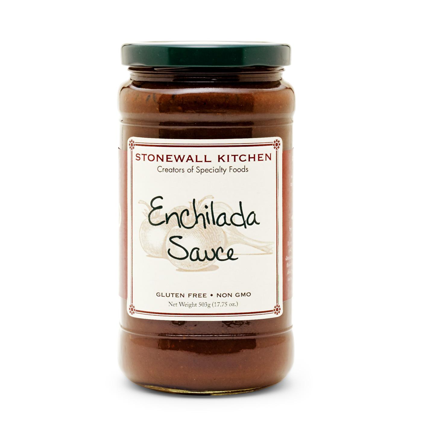 Enchilada Sauce | Sauces & Meal Starters | Stonewall Kitchen