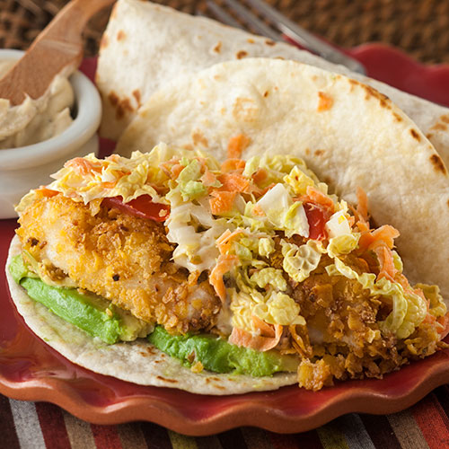 Fish tacos stonewall kitchen for Fish taco aioli