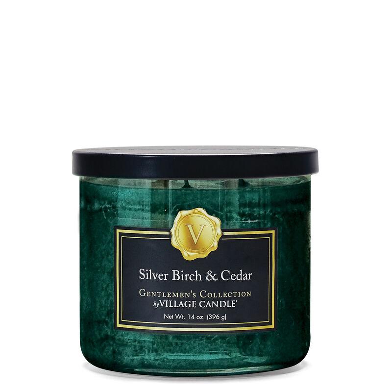 Silver Birch & Cedar Candle