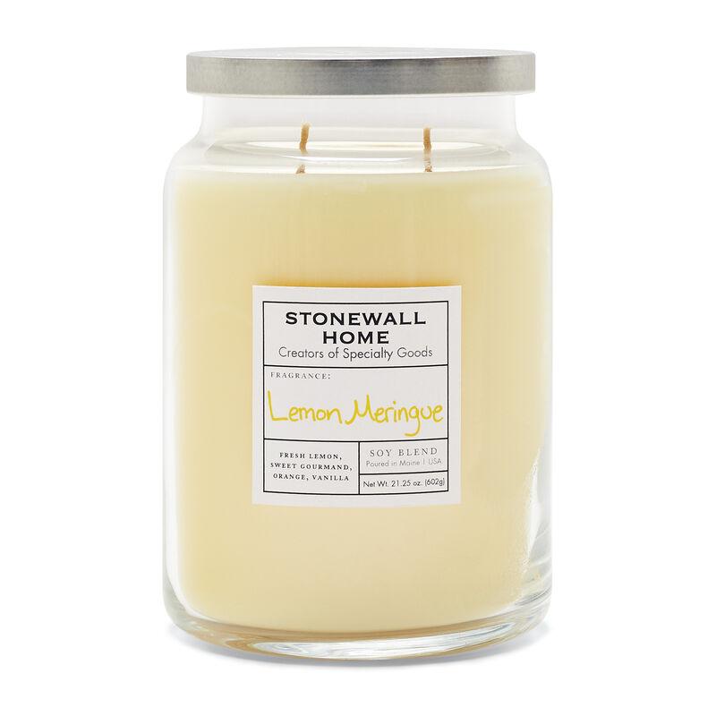 Stonewall Home Lemon Meringue Candle
