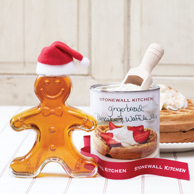 Gingerbread Pancake Grab & Go