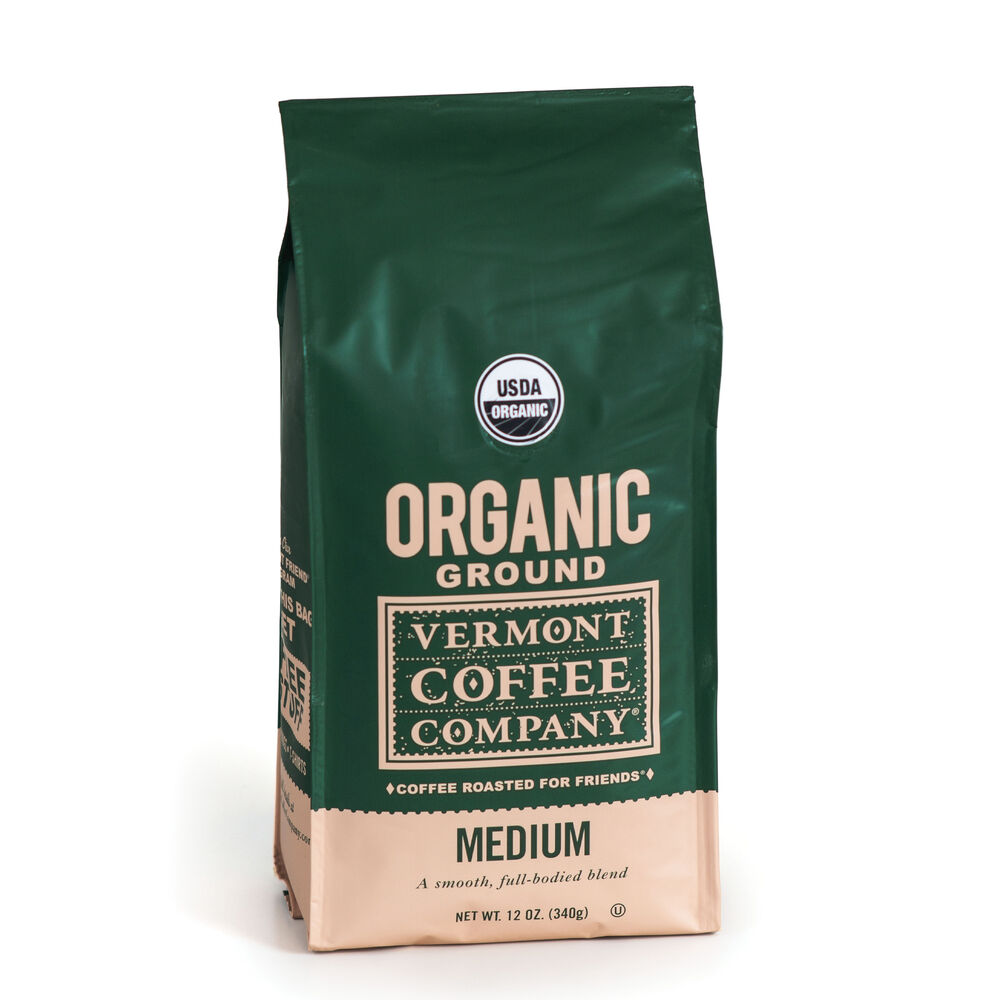 Medium Ground Coffee 12oz image number 0
