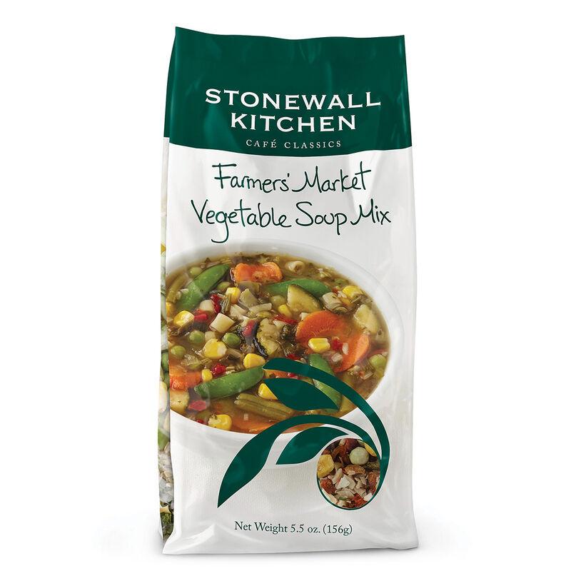 Farmers' Market Vegetable Soup Mix