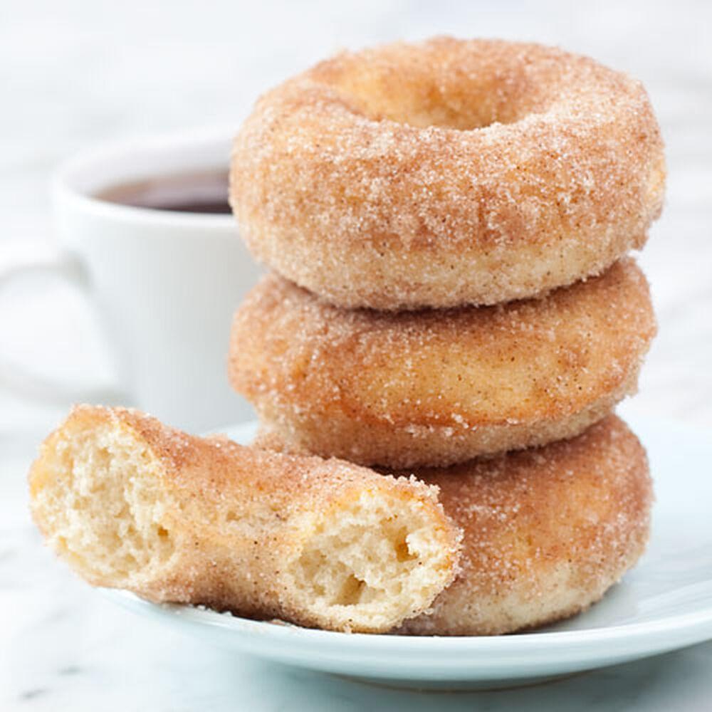 Cinnamon Sugar Doughnut Mix image number 1