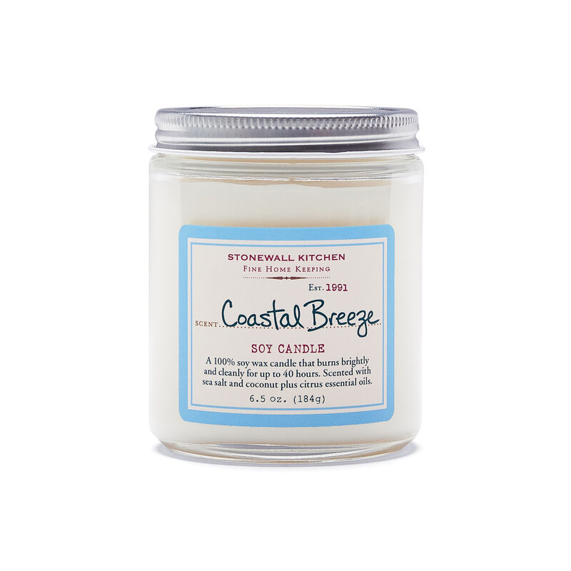Coastal Breeze Soy Candle