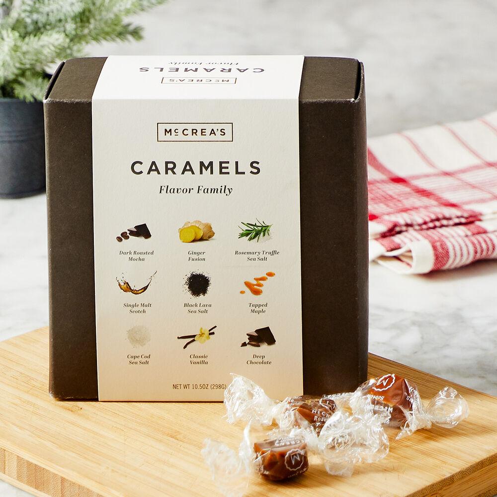 McCrea's Flavor Family Caramel Box  image number 1