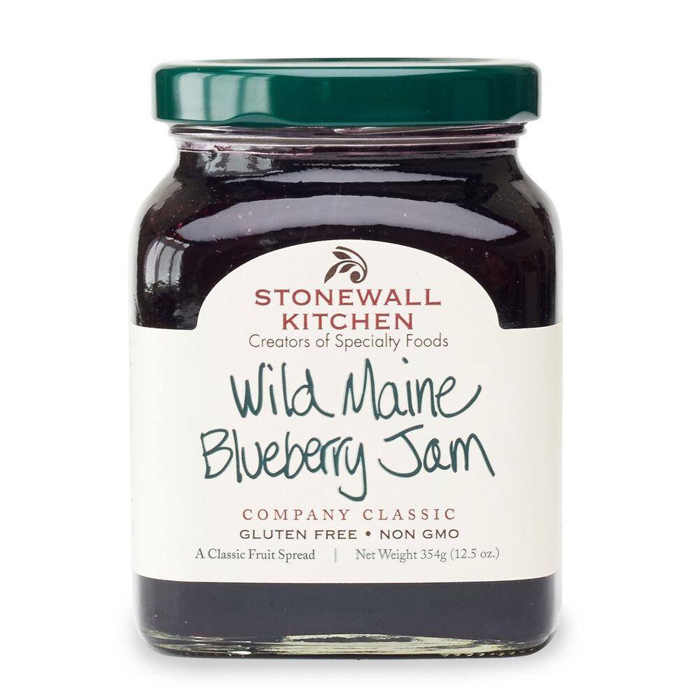 Wild Maine Blueberry Jam image number 0