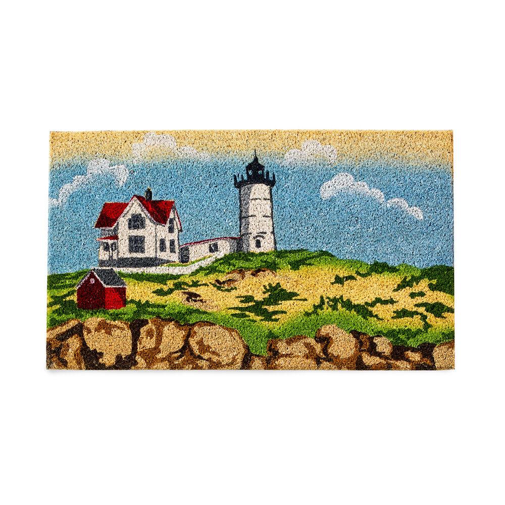Cape Neddick Doormat image number 0