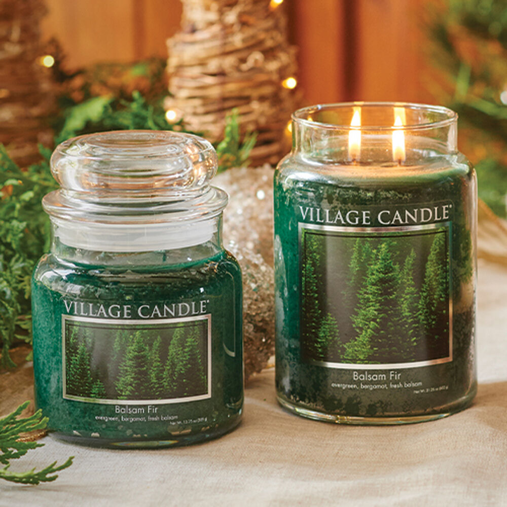 Balsam Fir Candle - Traditions Collection image number 8