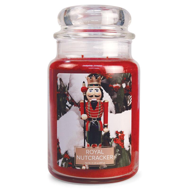 Royal Nutcracker Candle