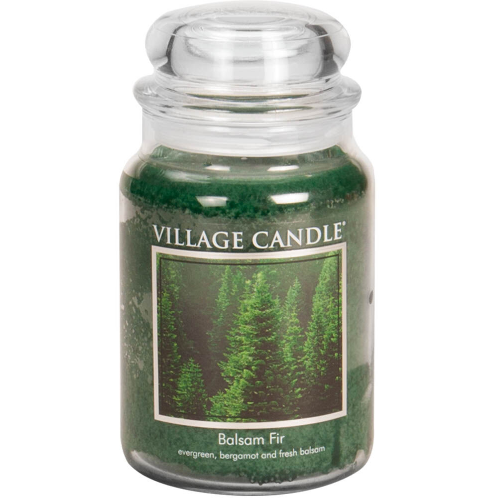 Balsam Fir Candle - Traditions Collection image number 0