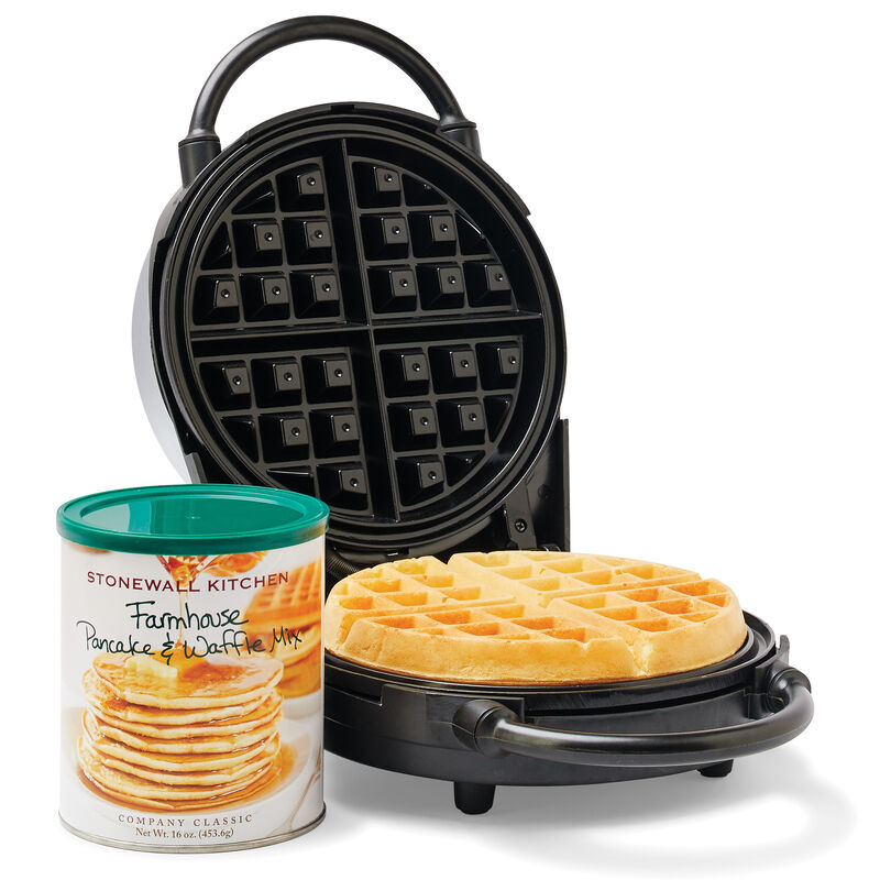 Our Waffle Maker & Mix