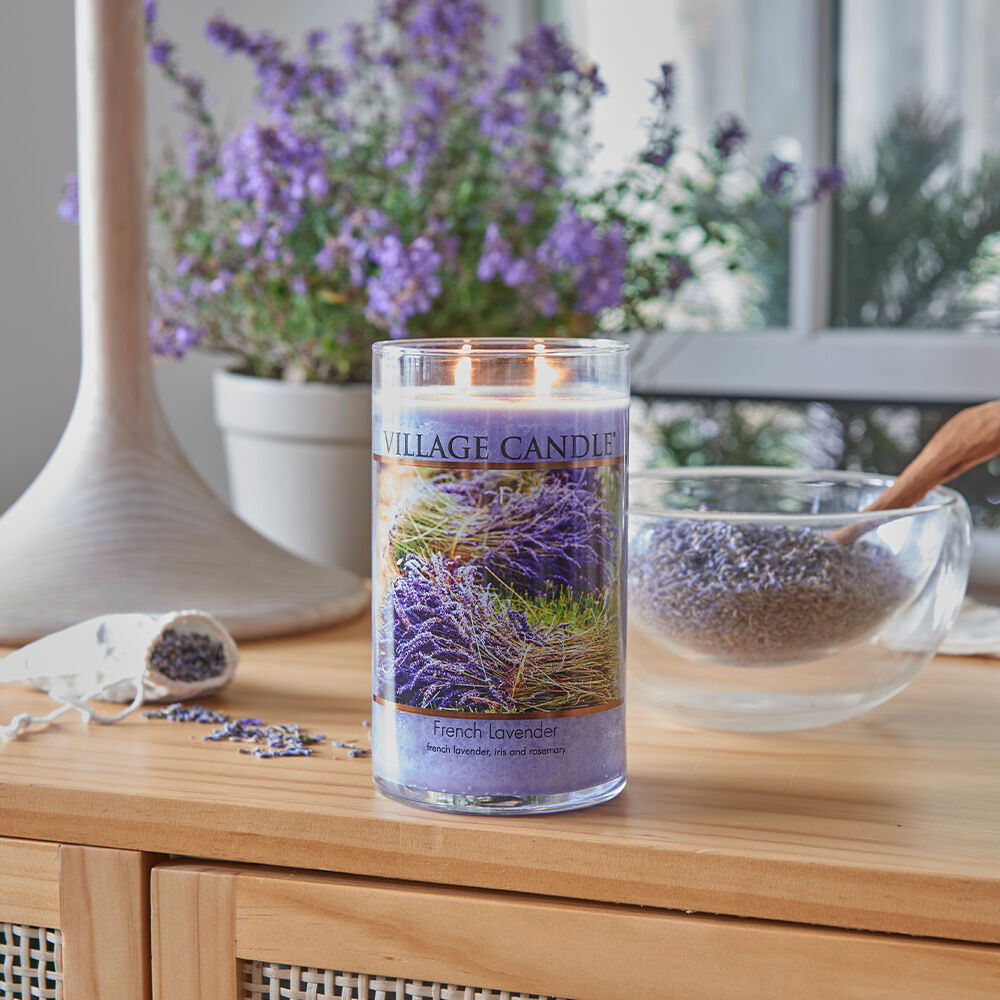 French Lavender Candle image number 5