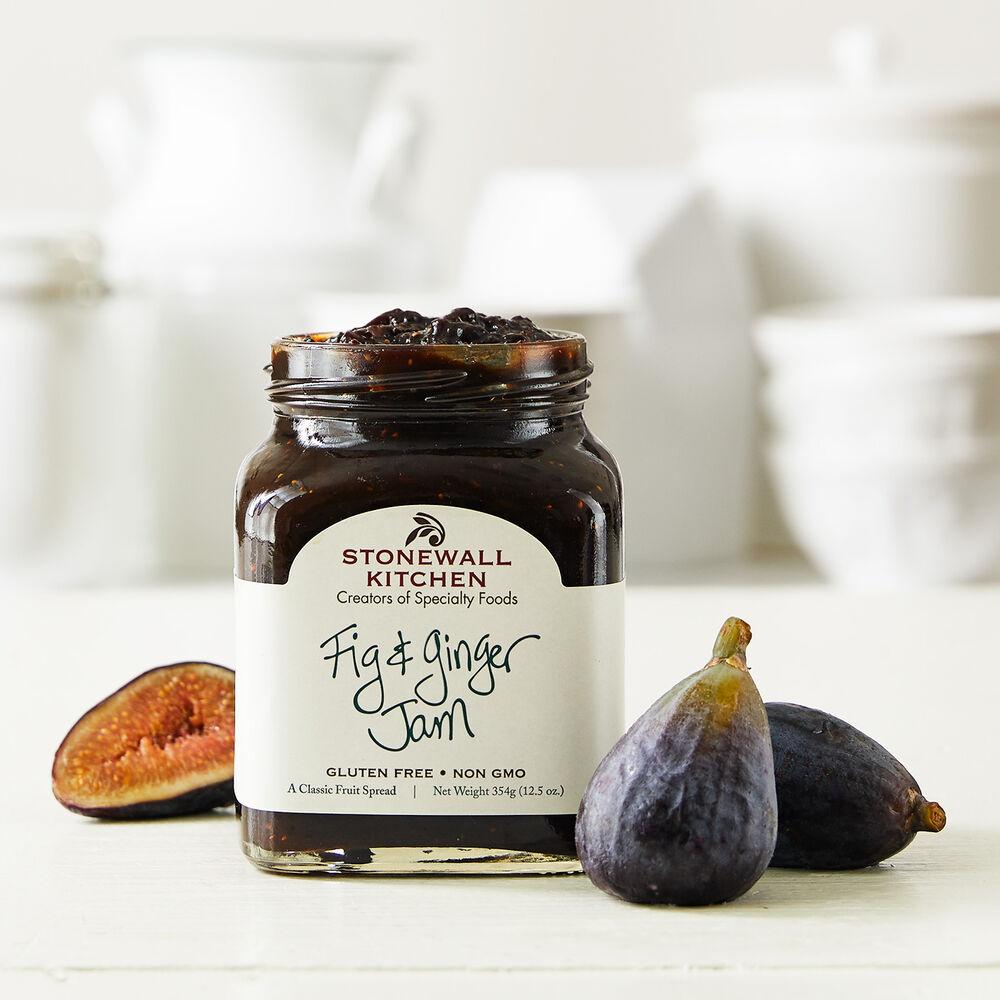 Fig & Ginger Jam image number 1