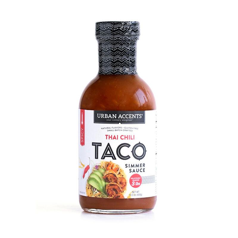 Thai Chili Taco Sauce
