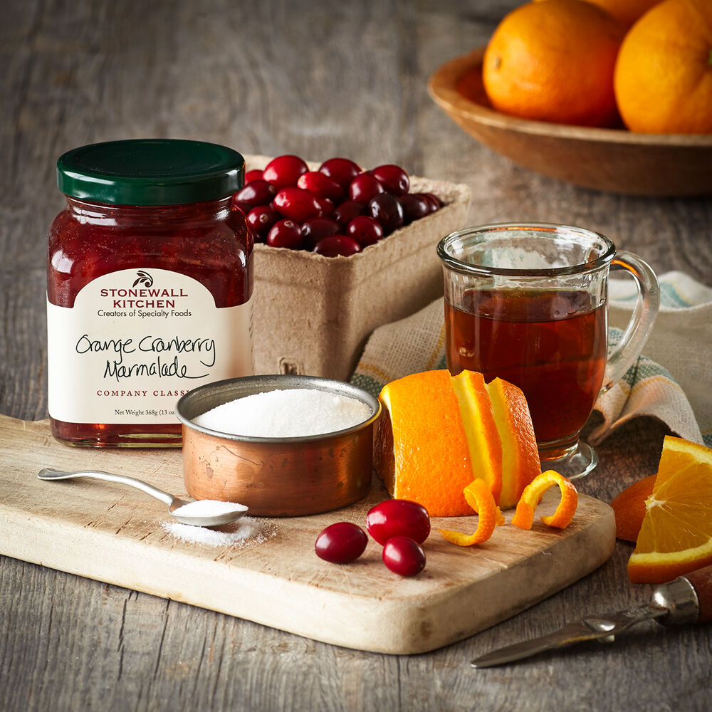 Orange Cranberry Marmalade image number 1
