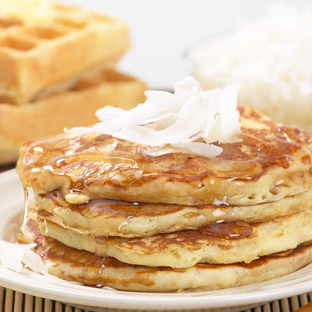 Toasted Coconut Pancake & Waffle Mix image number 1