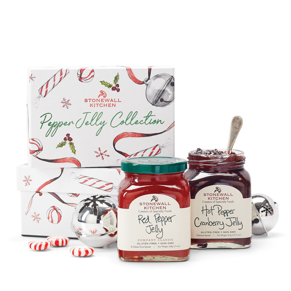 Pepper Jelly Collection Holiday Classic image number 0