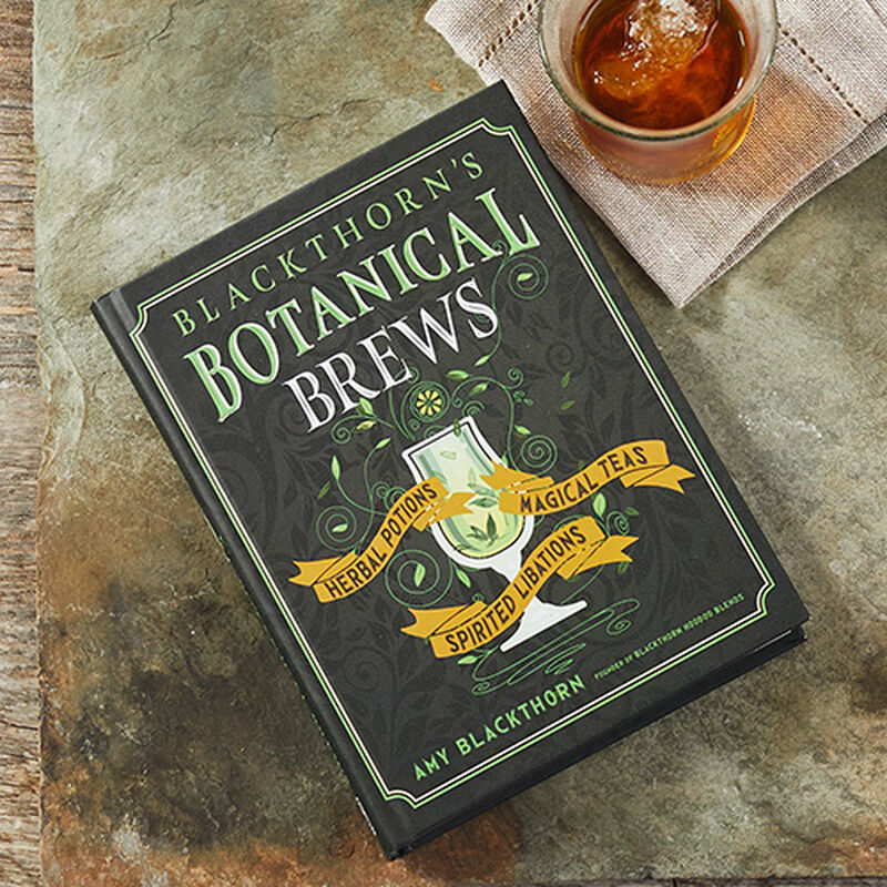 Botanical Brews Book