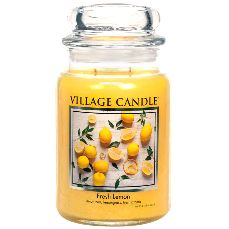 Fresh Lemon Fragrance Family