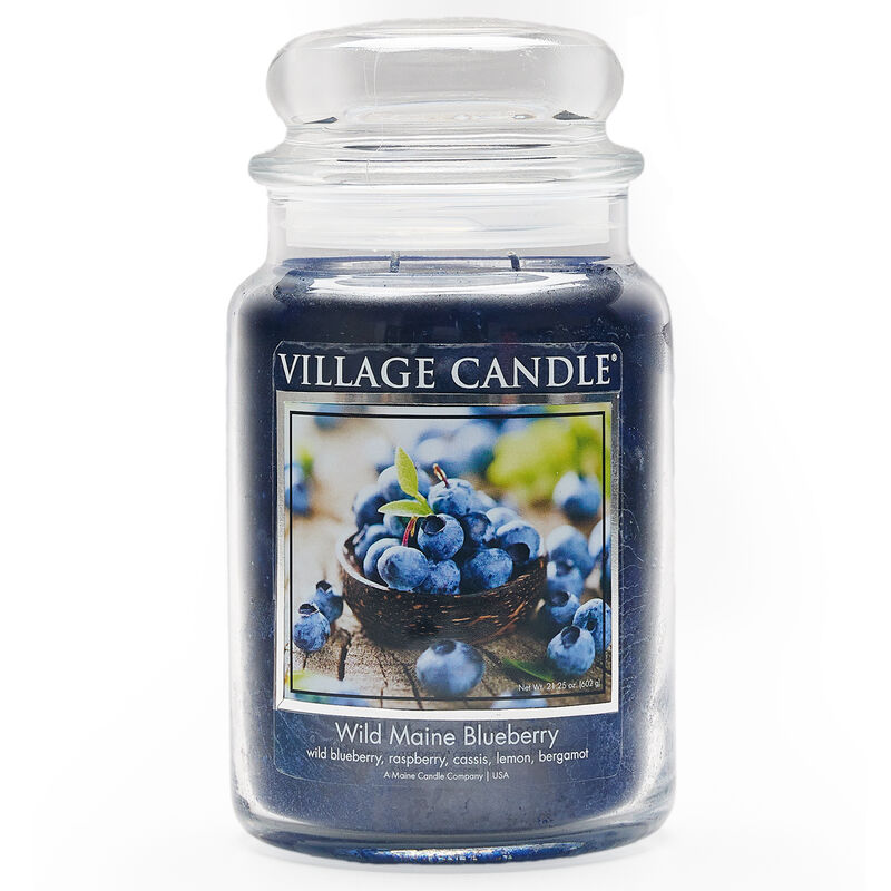 Wild Maine Blueberry Candle
