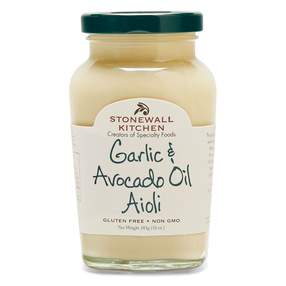 Garlic & Avocado Oil Aioli image number 0