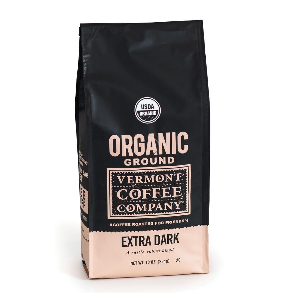 Extra Dark Ground Coffee 10oz image number 0