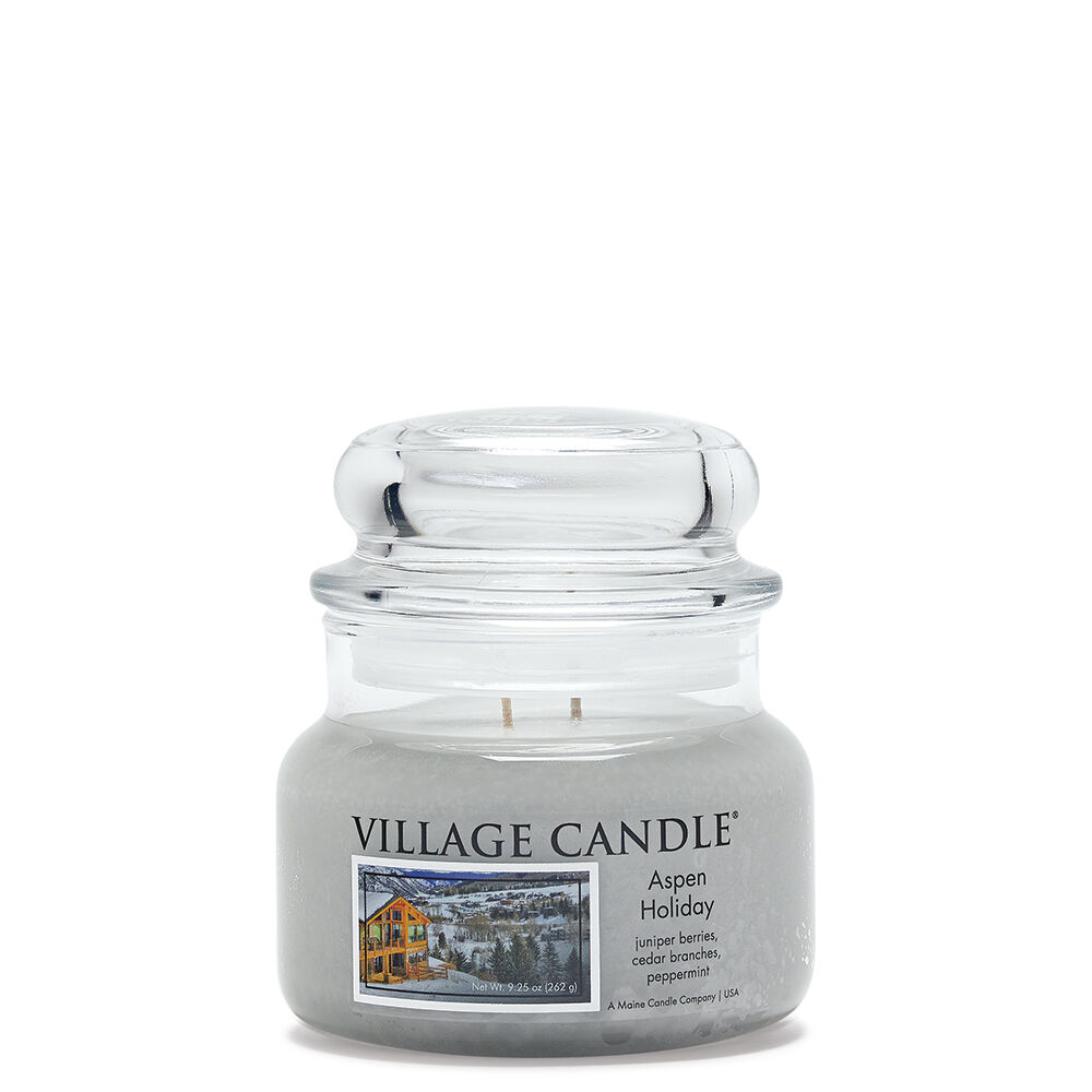 Aspen Holiday Candle image number 2