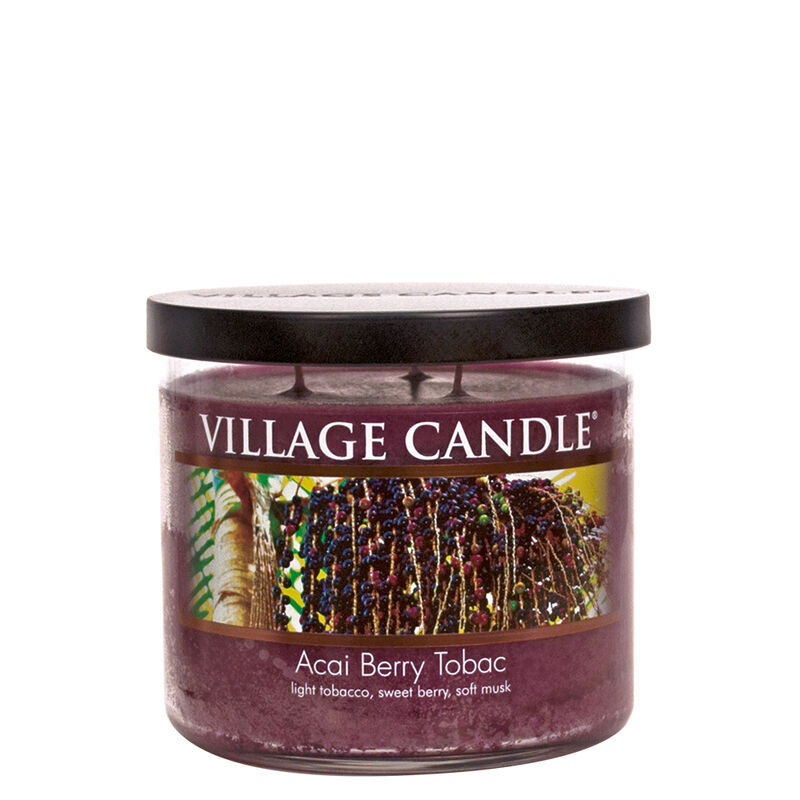 Acai Berry Tobac Candle