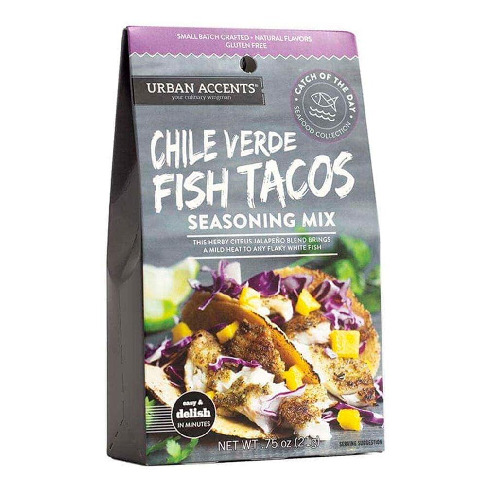 Chile Verde Fish Taco Seasoning image number 0