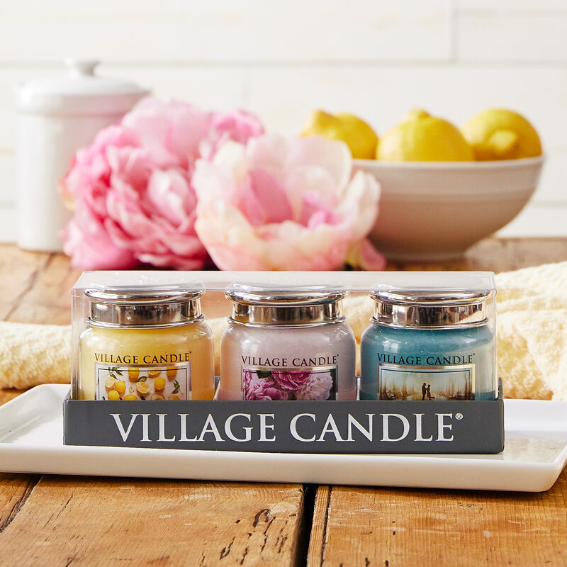 Village Candle Summer Sampler