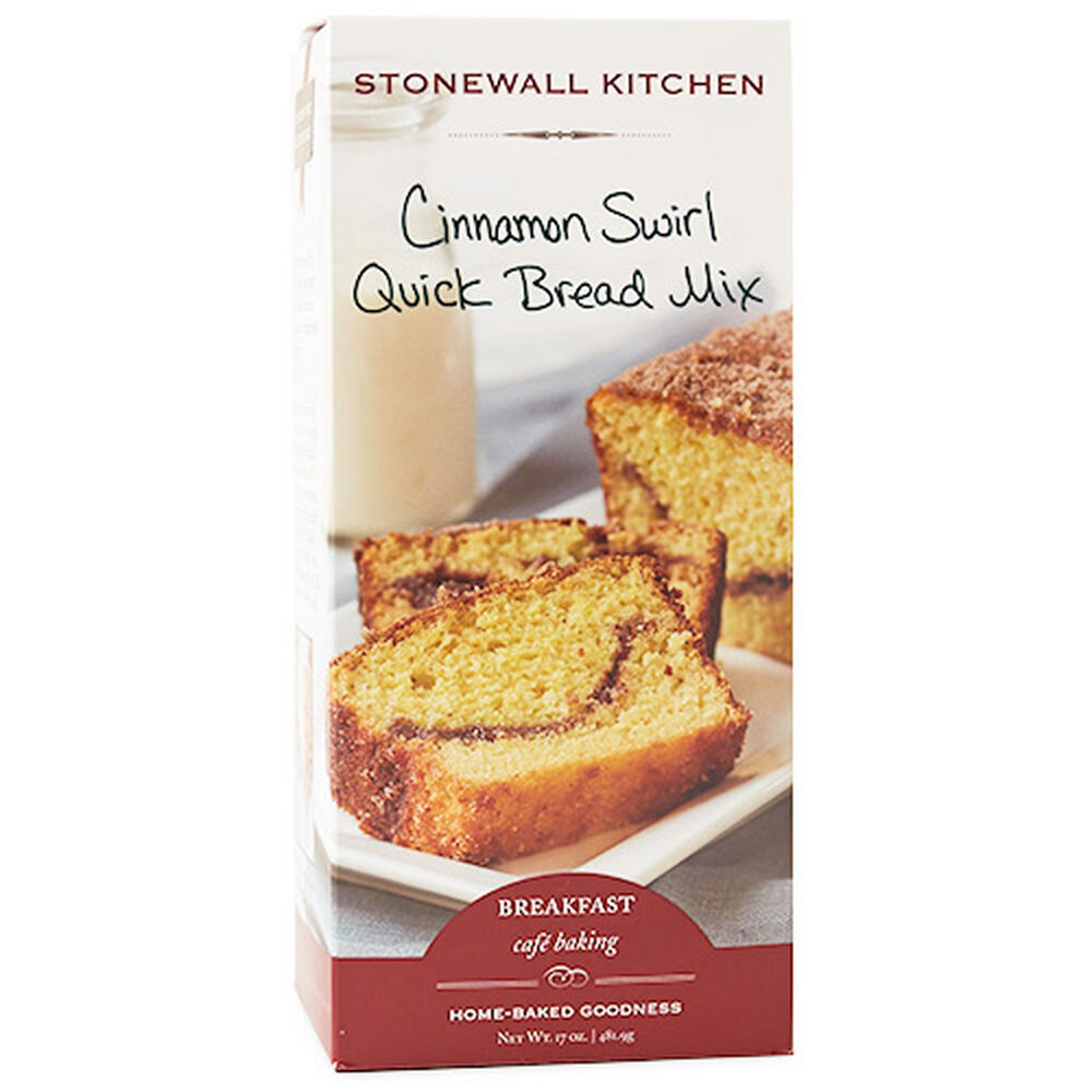 Cinnamon Swirl Quick Bread Mix image number 0