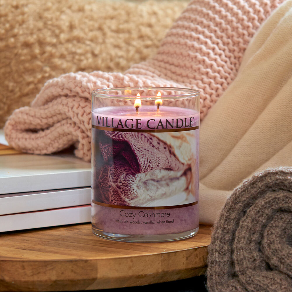 Cozy Cashmere Candle image number 5