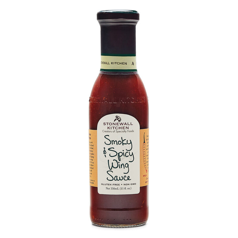 Smoky & Spicy Wing Sauce