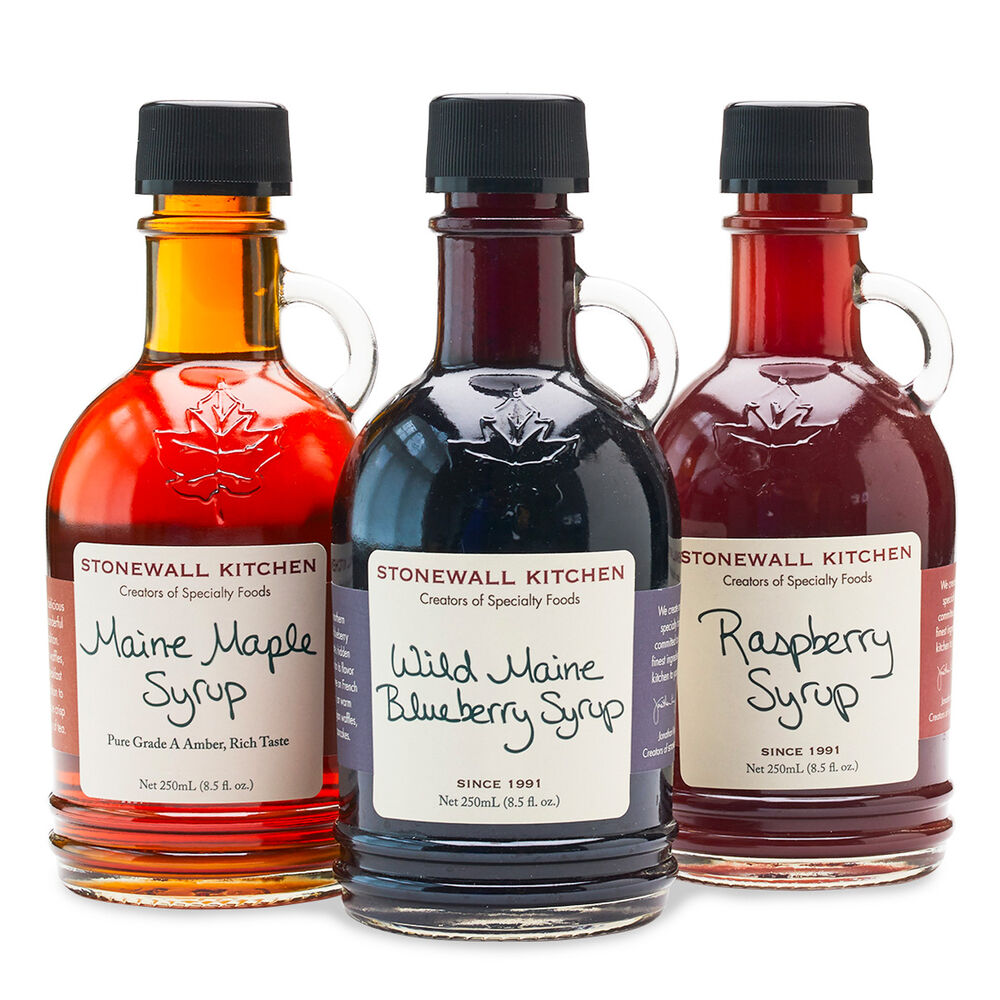 Our Syrup Collection image number 0