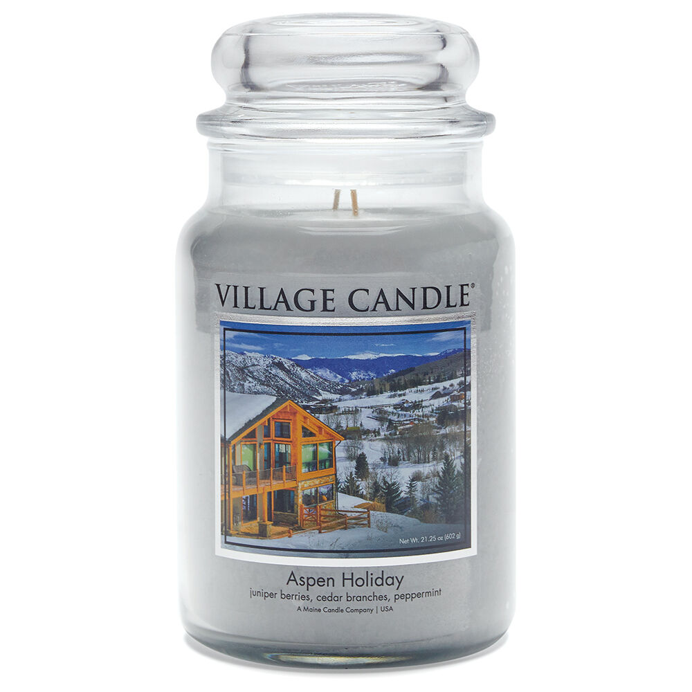 Aspen Holiday Candle image number 0