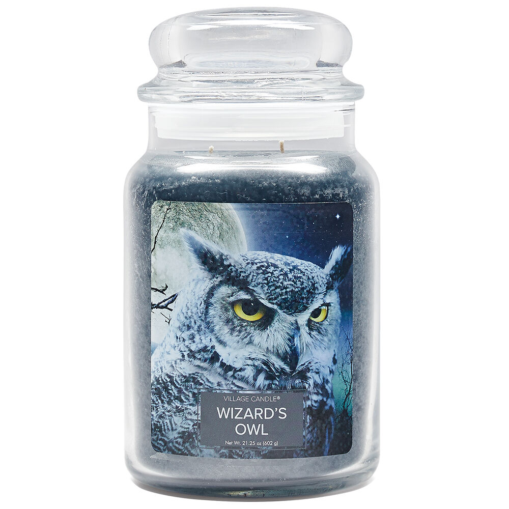 Wizard's Owl Candle image number 0