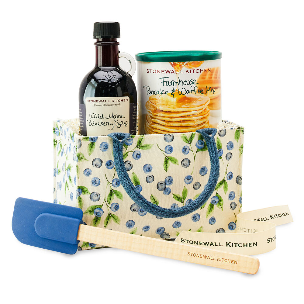 Blueberry Tote Gift image number 0