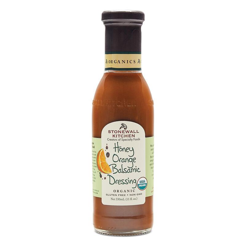 Honey Orange Balsamic Dressing (Organic)