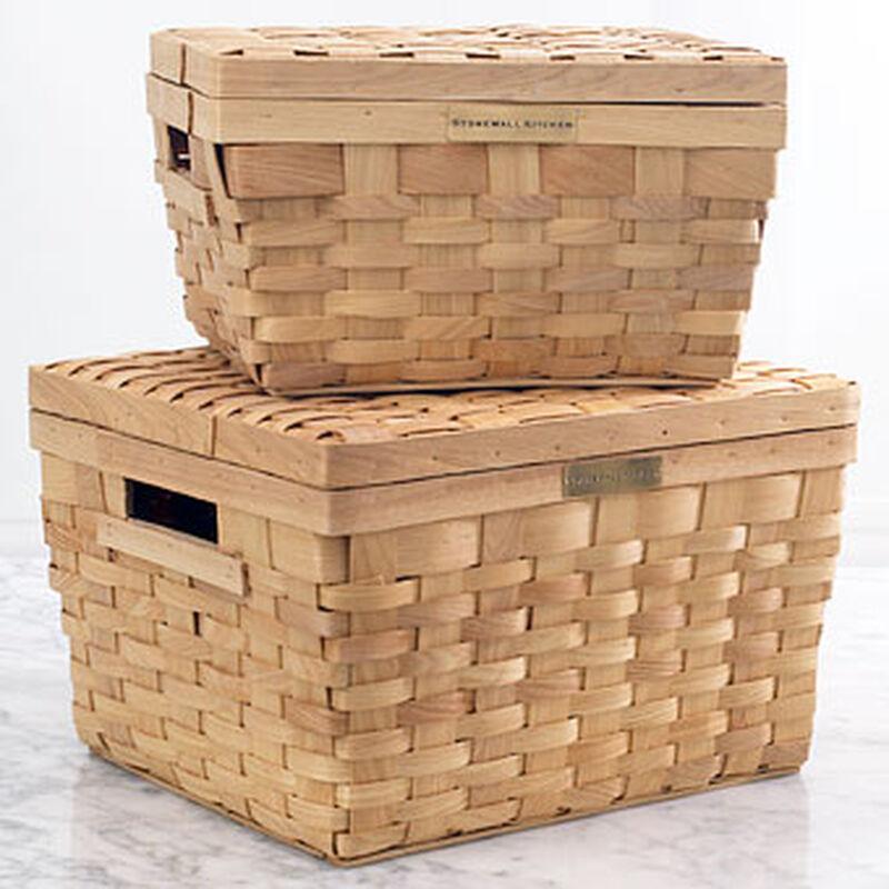 Nested Task Baskets