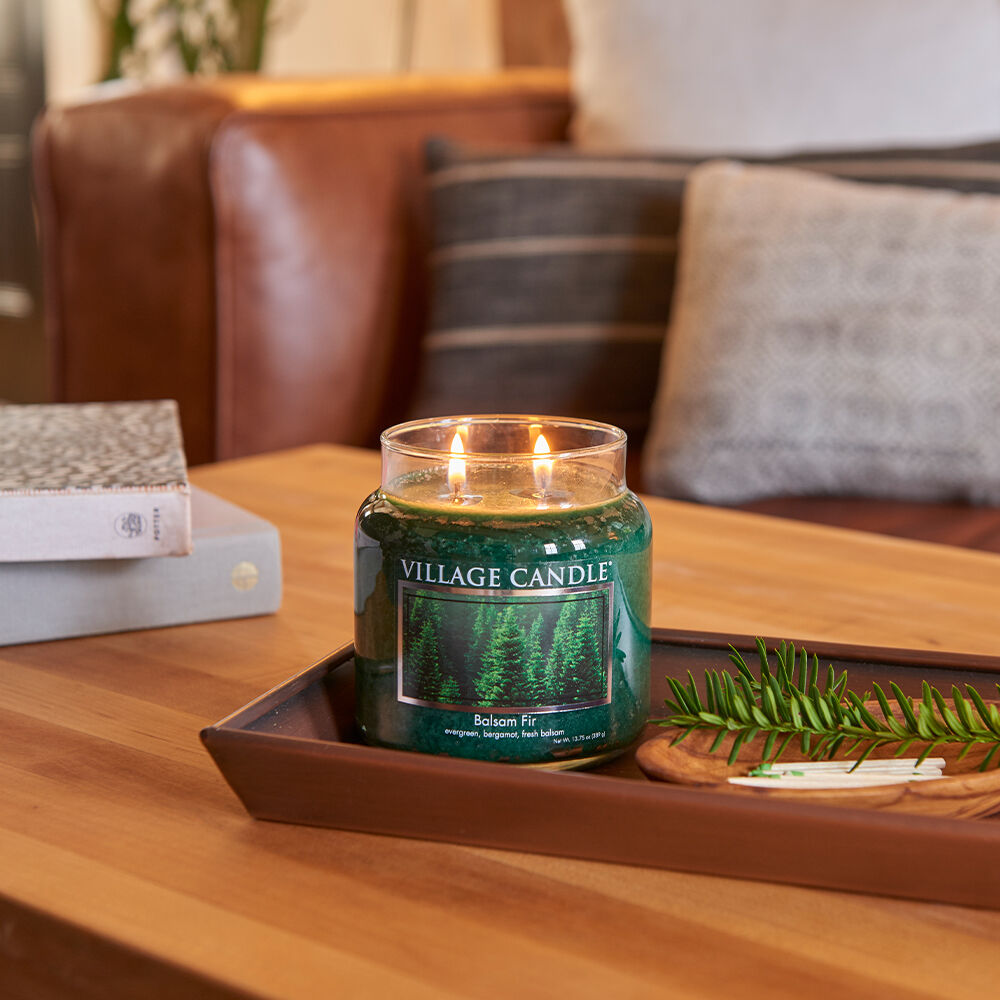 Balsam Fir Candle - Traditions Collection image number 6