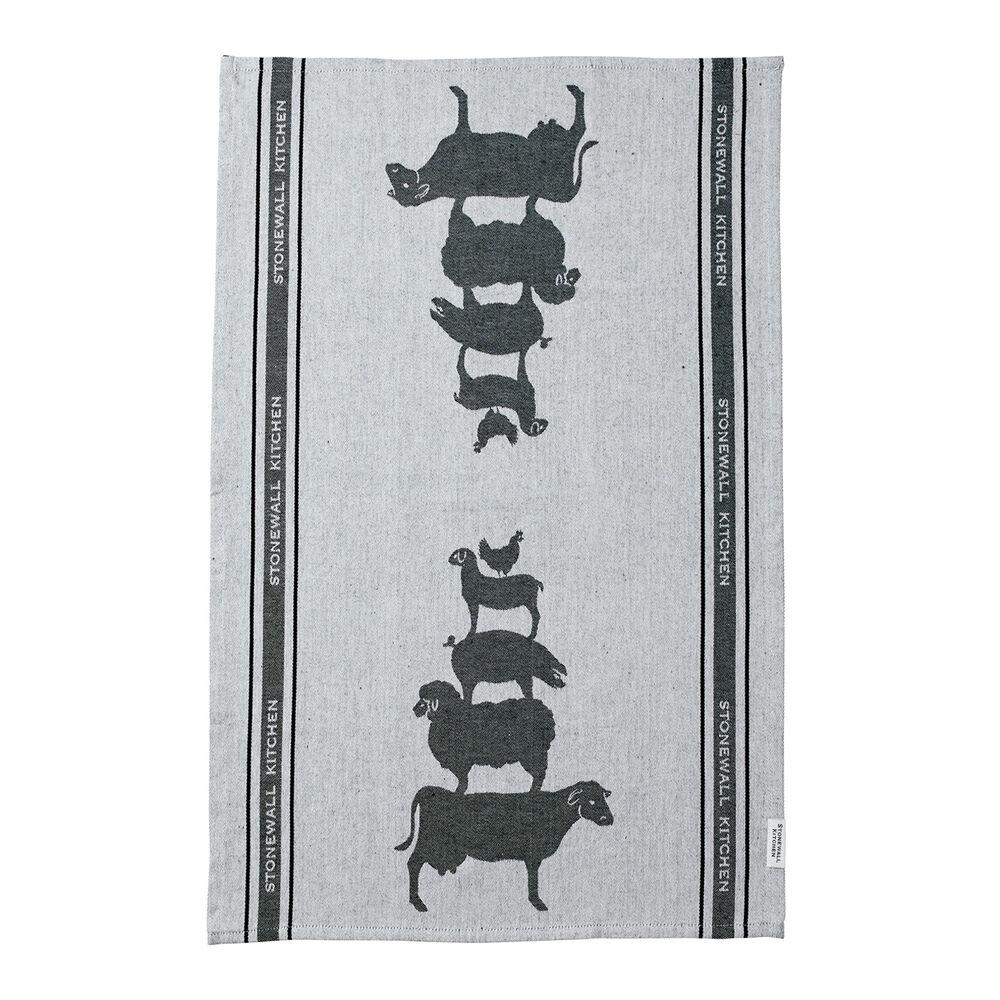 Farmyard Friends Tea Towel image number 0